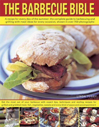 The Barbecue Bible by Linda Tubby (2013-05-30)