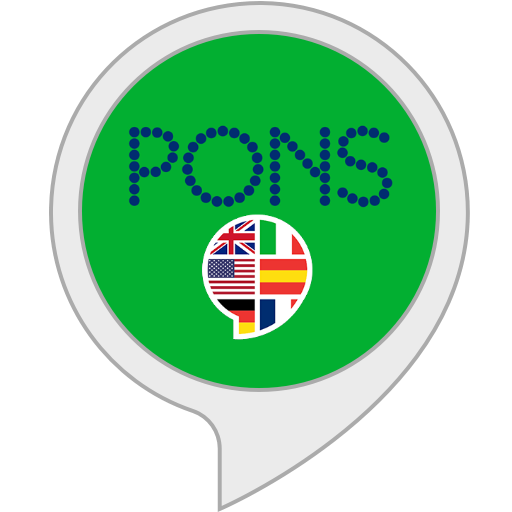PONS Translate (Englisch-spanisch-übersetzer-app)