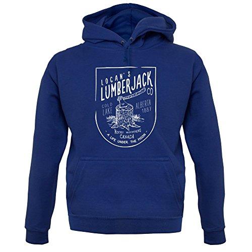 Logans Lumberjack - Unisex Hoodie / Hooded Top - 12 Colours