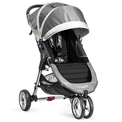 Baby Jogger City Mini Stroller - Single, Steel Grey