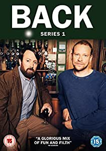 Back [DVD] [2017]