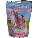 Playmobil - Princesa rosa con caballo (61660)