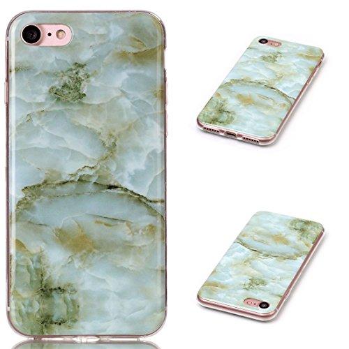 Yaking® Apple iPhone 7 Coque Silicone TPU Case Cover Gel Étui Housse pour Samsung Galaxy S7 Edge 3-F