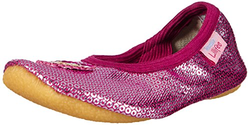 Prinzessin Lillifee 140036, Mädchen Gymnastikschuhe, Pink (pink), 28 EU