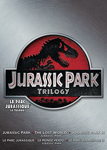 Jurassic Park Trilogy - Jurassic Park / The Lost World: Jurassic Park / Jurassic Park 3