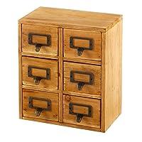 Geko 1-Storage (6 Drawers)