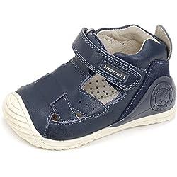 Sandalias Azul