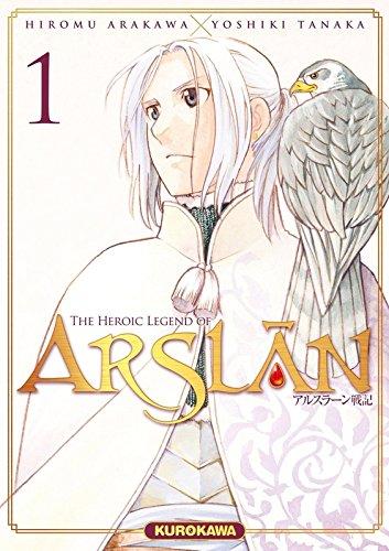 The Heroic Legend of Arslan (1) : The Heroic Legend of Arslân 1