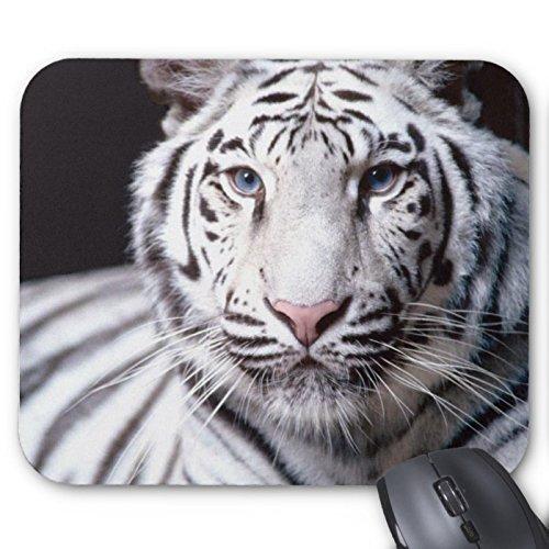 Nizza Bianco Tigre del Bengala Tappetino personalizzato mouse pad tigre Mousepad tappetini antiscivolo - Nizza Mouse Pad