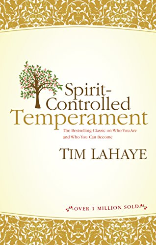 Download PDF Spirit Controlled Temperament By Tim F  LaHaye FREE