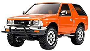 Tamiya 47370 Car Model 1:10 Modelo de Juguete - Modelos de Juguetes (Car Model, 1:10, Naranja, ABS sintéticos)