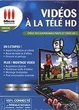 Vidéos à la Télé HD