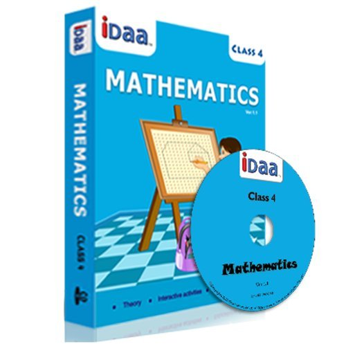Idaa Class 4 Mathematics Educational CBSE (CD)