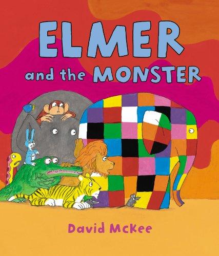 Elmer and the Monster (Elmer eBooks)