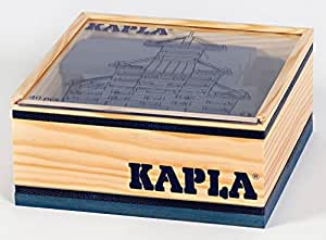 Kapla 40 Piece Building Set - Dark Blue