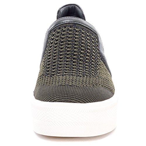 Ash Scarpe Jeday Army Nero Sneaker Donna Army/Nero