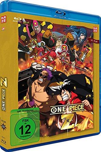 11. Film: One Piece Z (inkl. Booklet) [Blu-ray]