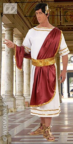 Kostüm Julius Caesar Gr. XL = 54 (Cleopatra Und Julius Caesar Kostüme)