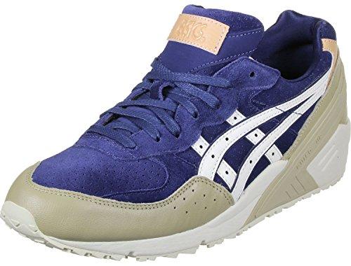 Asics Sneakers Gel Sight Herren Blue Indigo Blau cream xvAqP