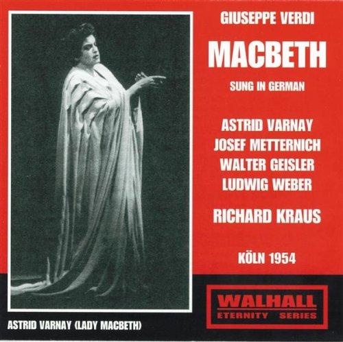Macbeth: Act III - Ich bin am Ziele, das ist der Ort