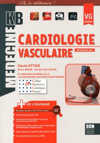 Kb cardiologie vasculaire ed 2013