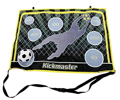 Kickmaster M06122 Indoor Target Shot The Perfect Shooting Game