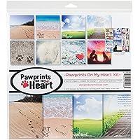 Reminisce Paquete de colección PAW-200 de la marca 30 x 30cm, de colores variados