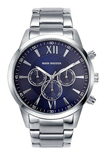 mark-maddox-hm6002-33-reloj-de-cuarzo-para-hombre-correa-de-metal-color-plateado
