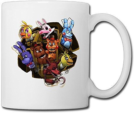 Five Nights At Freddy Custom Coffee/Tea Mug