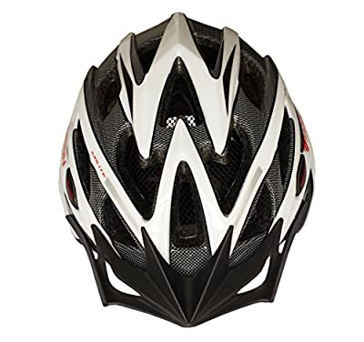 Moon Special Ultralight Adult Sport Cycling Helmet In-Mold Tech,Mountain MTB&Road Dual Purpose with Removable Visor,Lightweight Design,EPS£¨Unisex Women Men£©[9.7 oz][21 vent] from Zhao Qing Bo Han Sports Company Ltd
