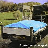 Masterproof - Lona para remolques, 2,65 x 1,45 m, color azul