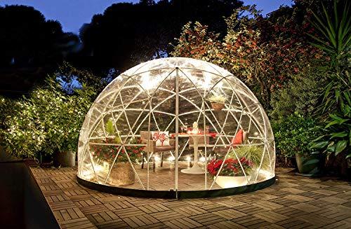 Garten-Iglu tente de jardin en forme d'igloo 3,6 m