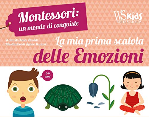 La mia prima scatola delle emozioni. Montessori: un mondo di conquiste. Ediz. a colori. Con gadget