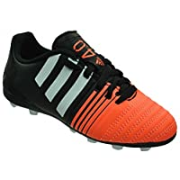 Adidas Nitro Charge 4.0 FxG children cams football shoes Black