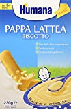 Humana Pappa Lattea Biscotto - 6 Scatole
