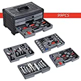 Generic * * Tool box set Set meccanico i strumento Automotive strumento nic auto veicolo e garage VEH multi Tool box e garage Home garage