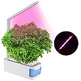 Zoternen Potager d'Intérieur, LED Grow Light Hydroponique d'intérieur Outil de Lumière de Jardin Intelligent LED pour Fleurs, Herbes, Légumes, Fruits - Smart Garden