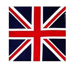 Great Britain Union Jack Flag Head Scarf Band Bandana
