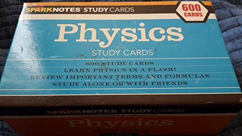physics-study-cards-by-spark-notes