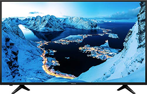 "Hisense H65AE6030 - Smart TV de 65"" (4K, HDR, VIDAA U) Color Negro"