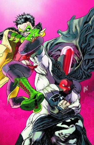 Batman and Robin, Vol. 1 #24A