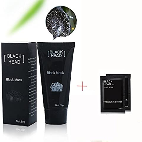 Gesichtsmaske Black Head Mask Blackhead Peel Off Mitesser Maske, Tiefenreinigende