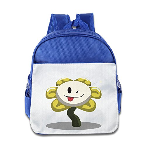 Cartoon FLOWEY undertale Video Spiel Kleinkinder Kinder Schulter Schule Tasche pink, Königsblau (Blau) - KOLA-8217308-ERTshubao-RoyalBlue-29 Arizona Diamondbacks Video