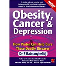 Obesity, Cancer and Depression: How Water Can Cure These Deadly Diseases