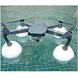 Neewer Bola Flotante para Proteger Dji Mavic Drone en Agua y Nieve para Disparo sobre Piscina, Río, Laco, Océano o más (Blanco)