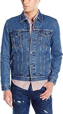 TANGO & CASH Men's Denim Jacket