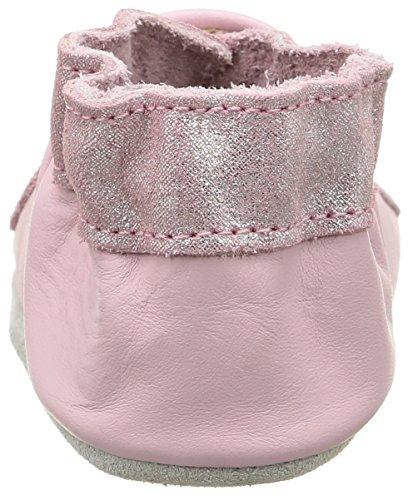 Robeez  Tropical Garden, Baby Mädchen Krabbelschuhe & Puschen Pink (Light Pink 131)