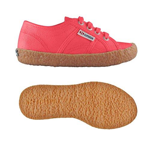 Superga Babys 2750-Naked Cotj Schuhe Paradise Pink