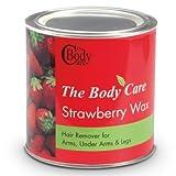 The Body Care Strawberry Hot Wax 600 gra...