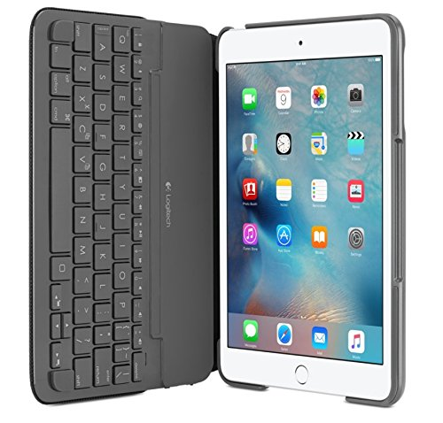 Logitech Ultrathin Keyboard Folio FOR iPad MINI - Tastaturen Ipad Mini Für Das